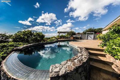 Kaunakakai HI Single Family Home For Sale: $1,125,000
