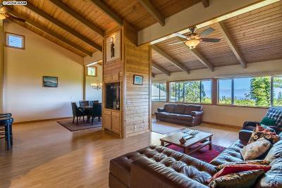 Maui County Single Family Home For Sale: 51 Awalau Rd