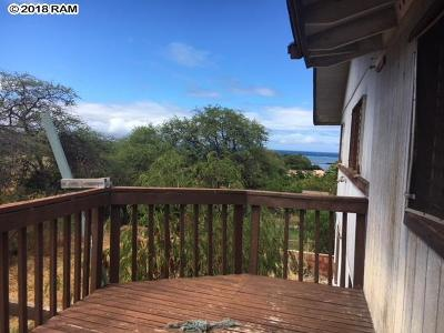 Maui County Single Family Home For Sale: 70 Kahinani Pl