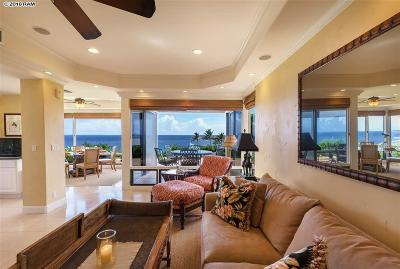 Kapalua Bay Villas Condo/Townhouse For Sale: 500 Bay Dr #18G1&2