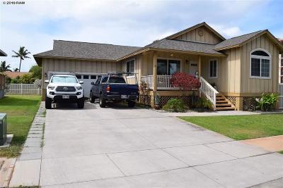 Single Family Home For Sale: 8 Waiapo St