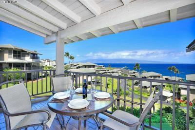 Kapalua Bay Villas Condo For Sale: 500 Bay Dr #14B2