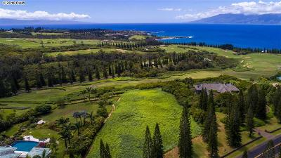 Lahaina Residential Lots & Land For Sale: 220 Plantation Club Dr