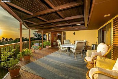 Single Family Home For Sale: 808 Kupulau Dr