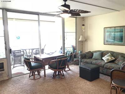 Condo/Townhouse For Sale: 2495 S Kihei Rd #336