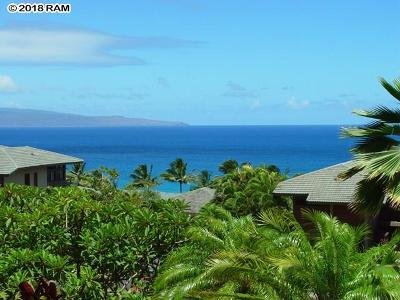 Kapalua Ridge Condo For Sale: 100 Ridge Rd #1013-15