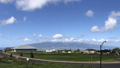 Pukalani HI Residential Lots & Land For Sale: $499,000