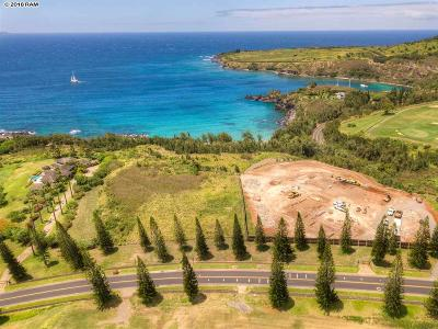 Lahaina Residential Lots & Land For Sale: 207 Plantation Club Dr #28