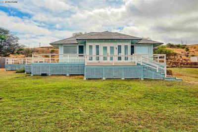 Lanai City HI Single Family Home For Sale: $1,200,000