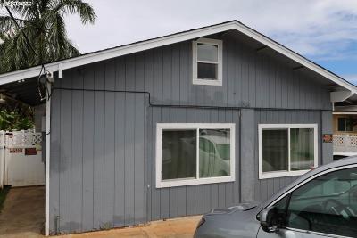 Wailuku HI Single Family Home For Sale: $675,000