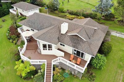 Kula Single Family Home For Sale: 334 Napoko Pl #1