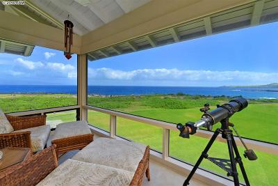 Kapalua Bay Villas Condo/Townhouse For Sale: 500 Bay Dr #36G5