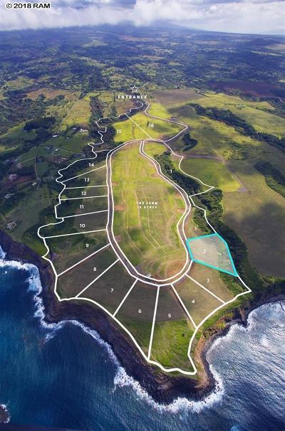 Residential Lots & Land For Sale: 890 Kai Huki Cir