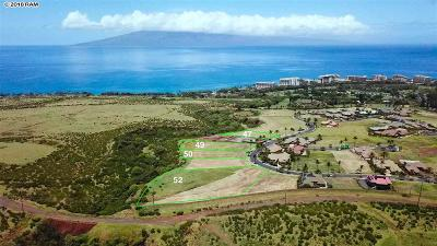 Residential Lots & Land For Sale: 524 Anapuni Loop #Lanikeha