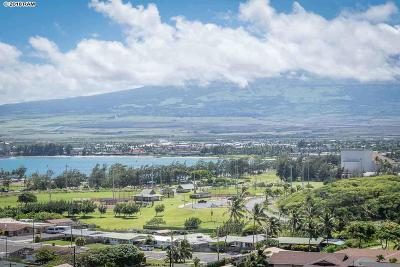Wailuku Condo/Townhouse For Sale: 495 Liholiho St #306