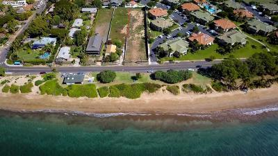 Kihei HI Residential Lots & Land For Sale: $880,000