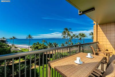 Condo/Townhouse For Sale: 2960 S Kihei Rd #514