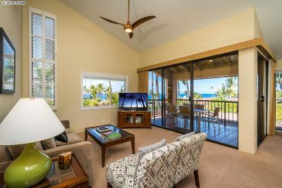 Condo/Townhouse For Sale: 3300 Wailea Alanui Dr #18D