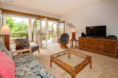 Maui Hill Condo/Townhouse For Sale: 2881 S Kihei Rd #127