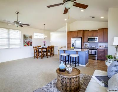 Kihei HI Single Family Home For Sale: $1,125,000