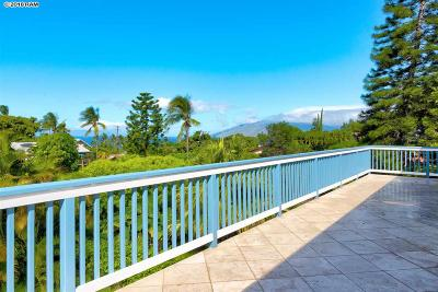 Kihei HI Single Family Home For Sale: $1,200,000