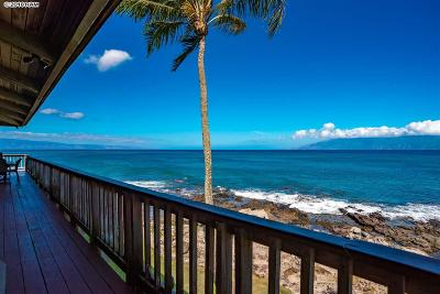 Maui County Single Family Home For Sale: 43 Papaua Pl