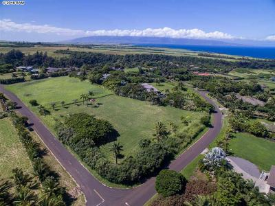 Residential Lots & Land For Sale: Piialii St