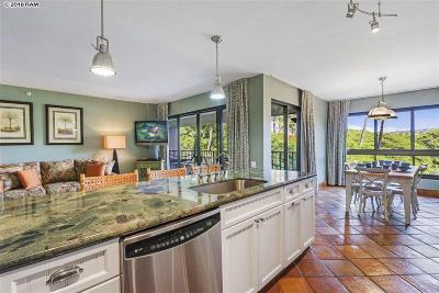 Maui County Condo/Townhouse For Sale: 50 Nohea Kai Dr #2-404