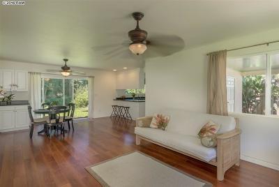 Haiku Single Family Home For Sale: 37 Hunter Ln