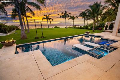 Kihei HI Single Family Home For Sale: $29,980,000