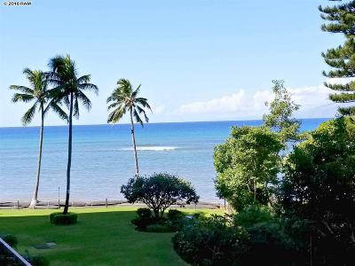 Lahaina HI Condo/Townhouse For Sale: $475,000