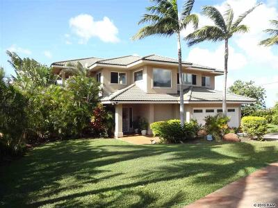 Maui County Single Family Home For Sale: 12 N Piki Pl