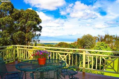 Makawao HI Single Family Home For Sale: $1,298,000