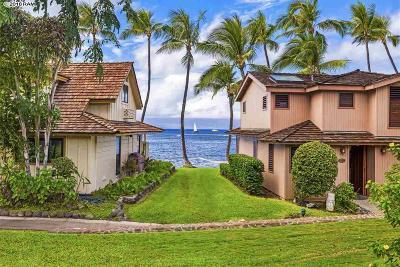 Lahaina HI Condo/Townhouse For Sale: $1,168,000
