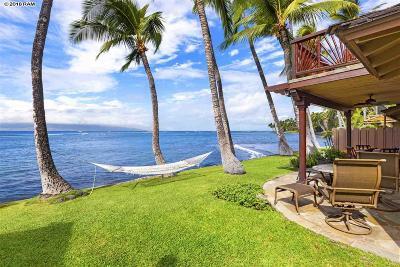 Lahaina HI Condo/Townhouse For Sale: $2,688,000