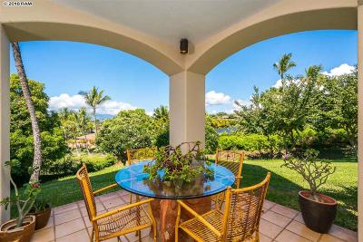 Maui County Condo/Townhouse For Sale: 3150 Wailea Alanui Dr #3505
