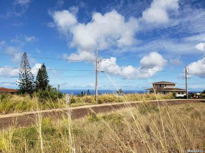 Maui County Residential Lots & Land For Sale: Halena St