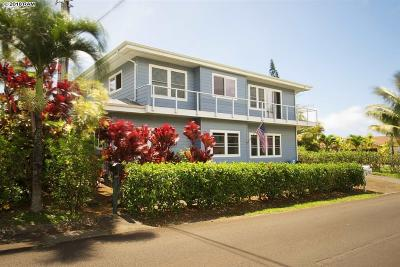 Maui County Single Family Home For Sale: 81 N Holokai Rd