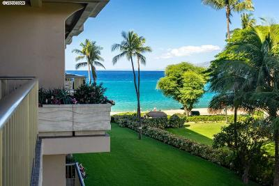 Whaler Condo/Townhouse For Sale: 2481 Kaanapali Pkwy #420
