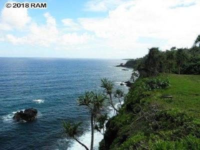 Hana HI Single Family Home For Sale: $998,000