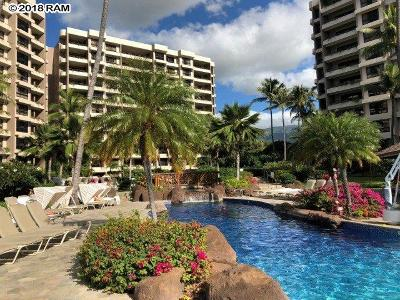 Kaanapali Alii Condo/Townhouse For Sale: 50 Nohea Kai Dr #II-304
