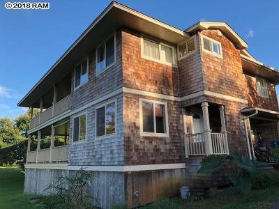 Haiku Single Family Home For Sale: 41 Mai Pl