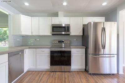 Single Family Home For Sale: 3843 Lower Honoapiilani Rd