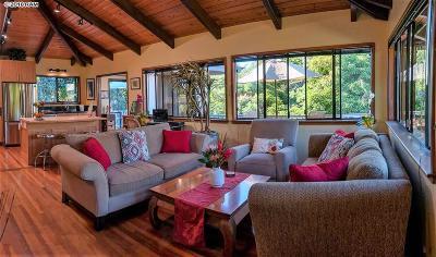Kula Single Family Home For Sale: 30 Ahinahina Pl #B