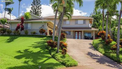 Single Family Home For Sale: 15 Plumeria Pl