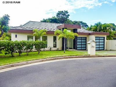 Kihei HI Single Family Home For Sale: $3,788,888