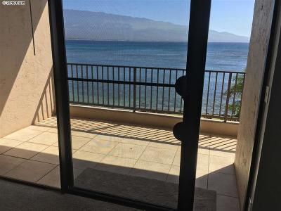 Maui County Condo/Townhouse For Sale: 100 Hauoli St #205