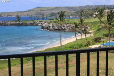 Kapalua Bay Villas Condo/Townhouse For Sale: 500 Bay Drive #20B4