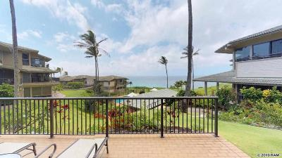 Kapalua Bay Villas Condo/Townhouse For Sale: 500 Bay Drive #24G1, 2
