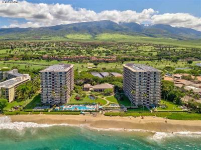 Condo/Townhouse For Sale: 2481 Kaanapali Pkwy #724